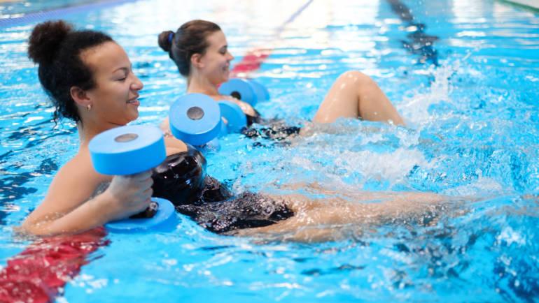 Cours d'Aquafitness 🏋🏼♂️