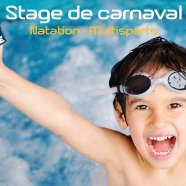 Stage de Carnaval 🏊🏼♂️