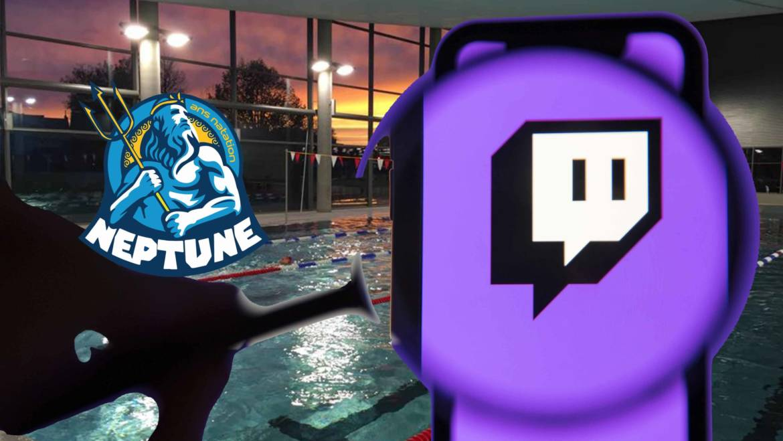 🟣 Une chaine Twitch pour le Neptune 💎